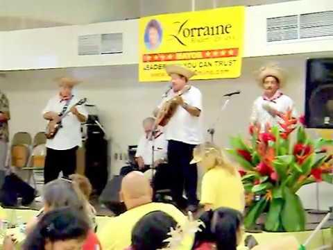 Puerto Ricans Rhythms en Hawaii
