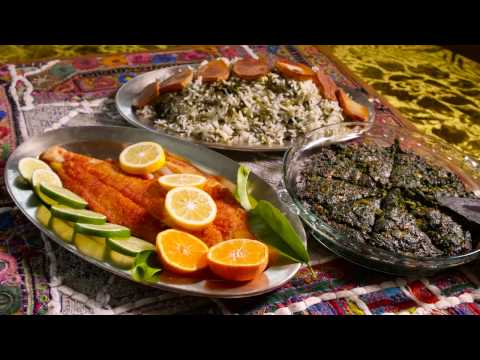 Persian New Year Feast