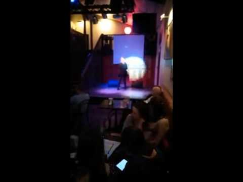Ieva - Led Zeppelin - Whole Lotta Love - karaoke @ brodvejus pub