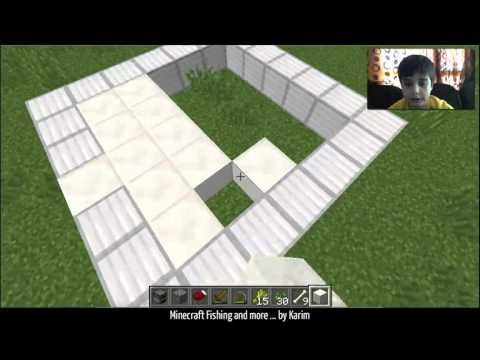 fishing and more - minecraft lessons