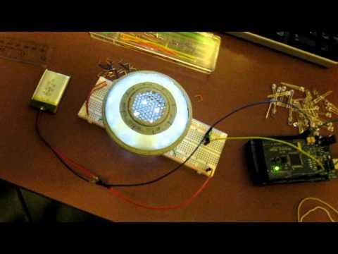 Unibeam Translucent Light Test
