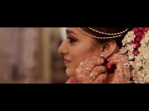 Anjali & Ajay kerala hindu wedding