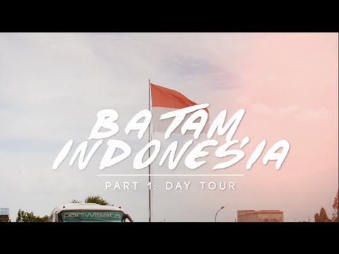 Batam Getaway Part 1 | City Day Tour 10.12.14