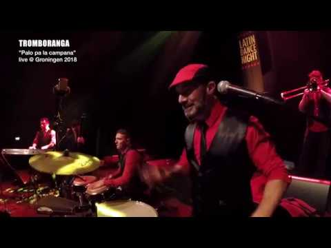TROMBORANGA World Tour Salsa Dura