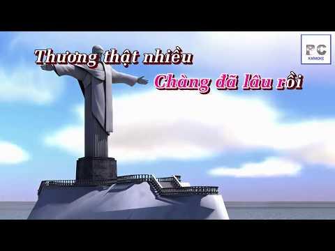 TINH NGUOI NGOAI DAO - KARAOKE SONG CA