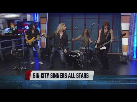 Sin City Sinners All Stars perform