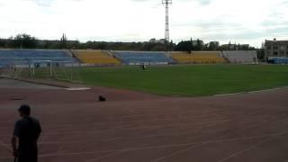 ЧРК легкая атлетика эстафета.девушки