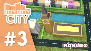 Itty Bitty City #3 - LONDON LANDMARKS (Roblox Itty Bitty City)