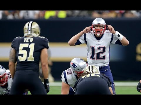 Tom Brady vs Saints (NFL Week 2) - 447 Yards + 3 TDs! Brady Is Back! | 2017-18 NFL Highlights HD