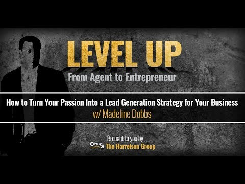 How to Turn Your Passion Into a Lead Generation Strategy for Your Business w/ Madeline Dobbs