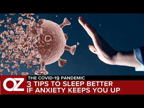 3 Tips To Help You Sleep If Covid-19 Anxiety Is Keeping You Up