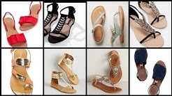82classic glam summer flate sandles and slippers designs that make you look cool and comfortable