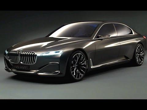 New BMW 7 Series 2016 BMW G11/G12 Future Luxury Commercial  2015 CARJAM TV