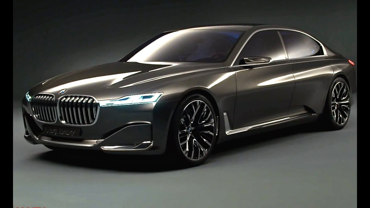New BMW 7 Series 2016 G11 G12 Future Luxury Commercial 2015 CARJAM TV