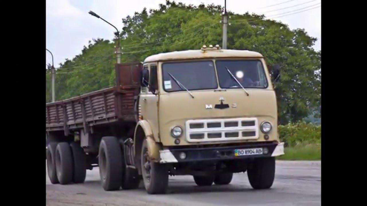 грузовики маз фото
