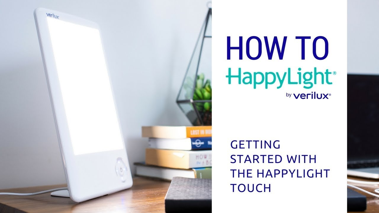 Hylight Touch Led Light Therapy Lamp