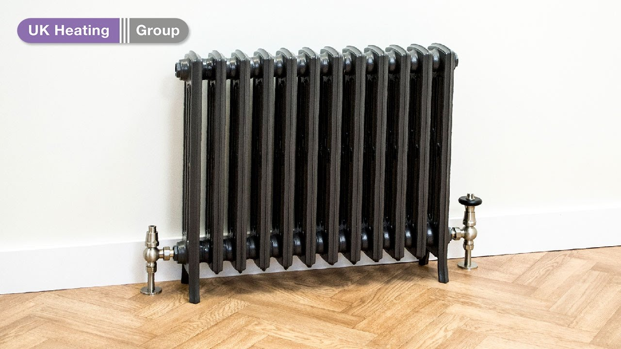 living room radiators how to join and assemble a sectional cast iron radiator 11539