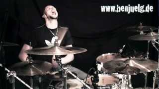 Pantera - Cowboys From Hell - Drum-Cover by Ben Juelg