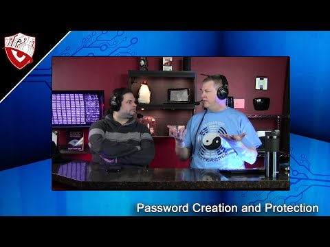 Password Creation and Protection - Secure Digital Life #16