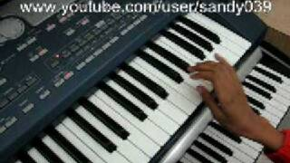 TUTORIAL Haule Haule -Part 01 full song from Rab Ne Bana Di Jodi Keyboard Instrumental