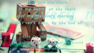 loving you tonight - andrew allen lyrics