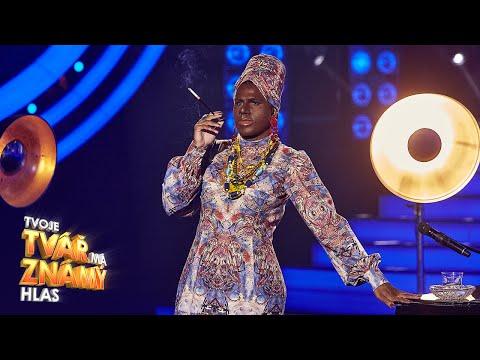 David Gránský jako Nina Simone - Feeling Good | Tvoje tvář má známý hlas