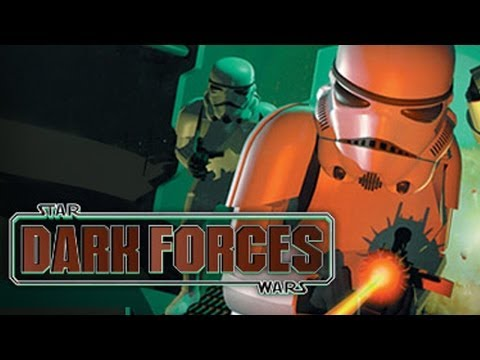 Retro Review - Star Wars: Dark Forces PC Game Review