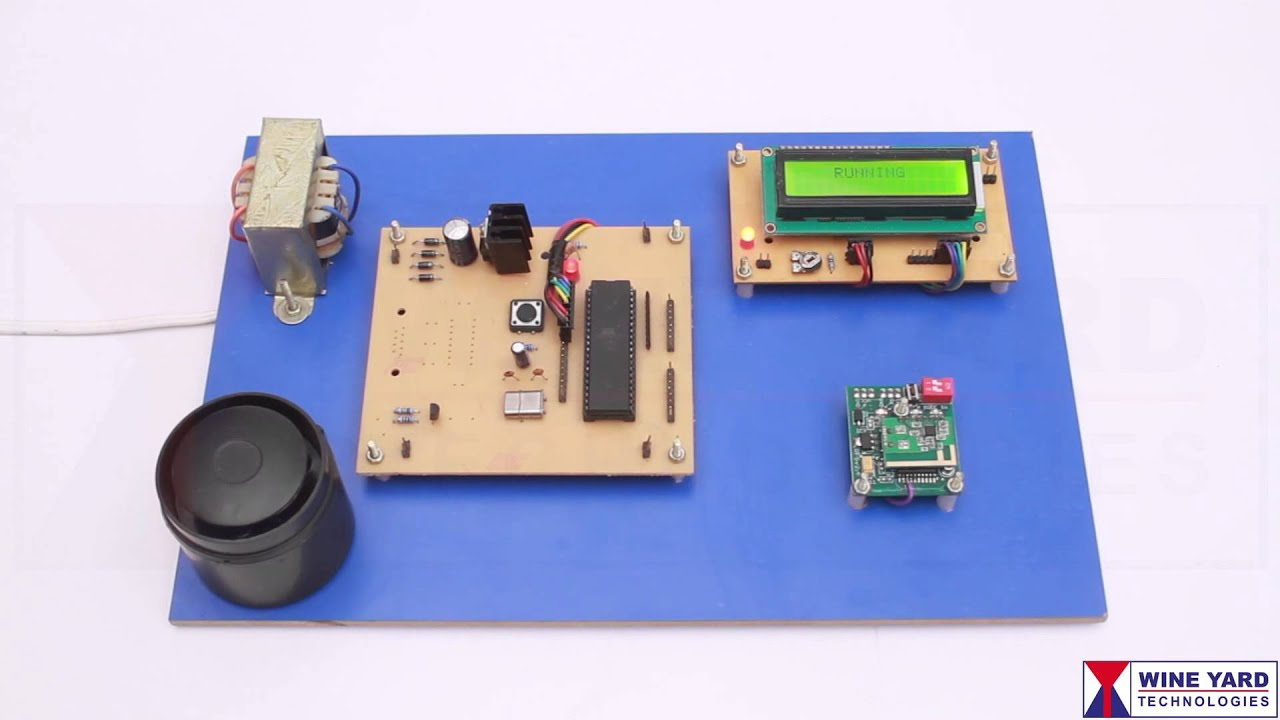 Wk340 Zigbee Based Train Track Fault Detection And Reporting To Grieteeeprojects11 Control Of Electrical Appliances Using Remote Nearest Railway Station