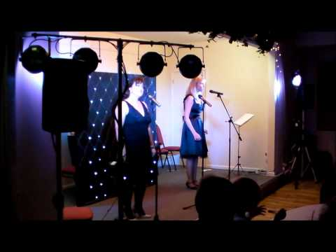 What is this Feeling (Loathing) from Wicked | Jayne Lloyd & Lisa De-Rosa Viva Diva music Nottingham