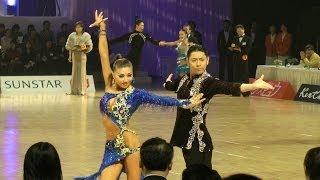 2014SUPER JAPAN CAP DANCE Final Professional Latin American