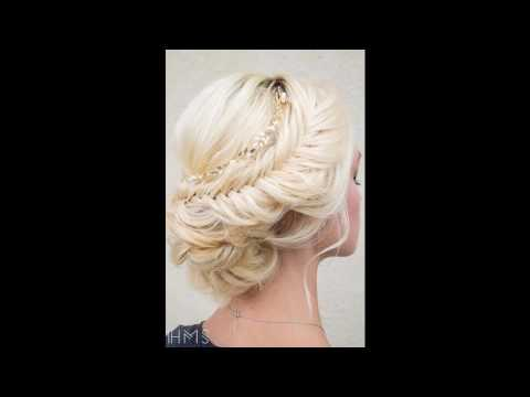 Wedding Hairstyle Trends for Brides in 2017 - Boca Raton Hair Salon