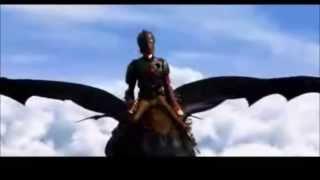Como entrenar a tu Dragon 2 Trailer Subtitulado en Español