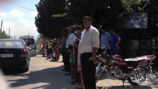 Daily Funerals for Assad-Regime Loyalists 2017 Video
