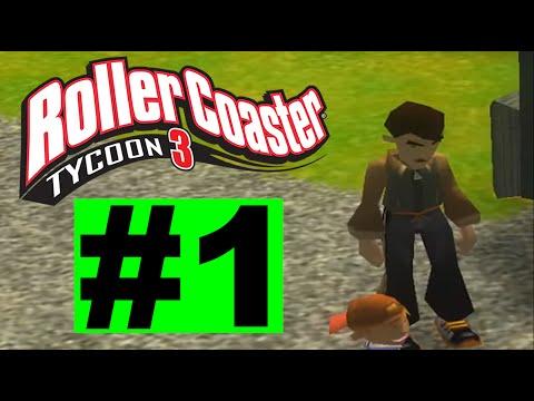 Roller Coaster Tycoon 3 Sandbox Mode