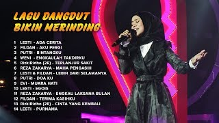 Top Hits -  Lagu Dangdut Bikin Merinding