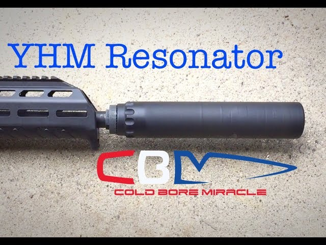 Yankee Hill Machine Resonator 30 Cal  | Coldboremiracle