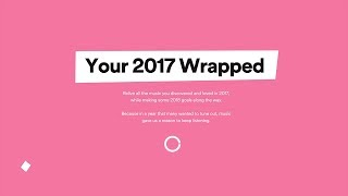 Is My Music Taste Trendy? 2017 Wrapped!