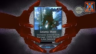 [Warframe] Things That Exist: Seismic Wave