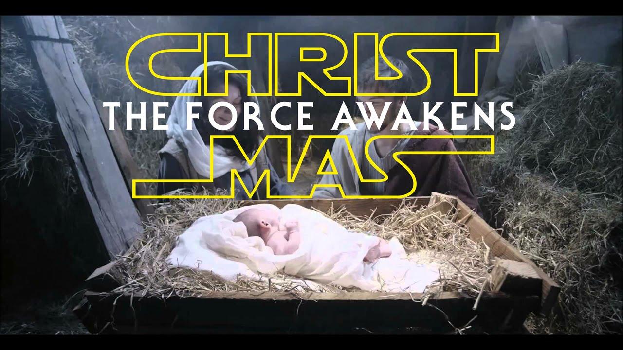 parodie star wars jesus