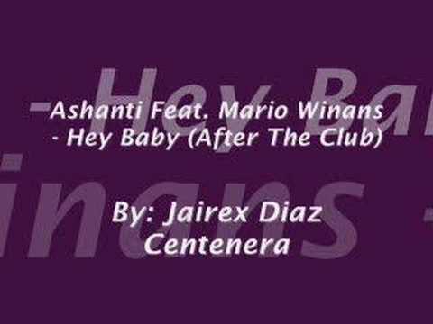 Ashanti - Hey Baby (After the Club) Lyrics | Musixmatch