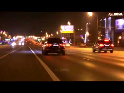 Orheyn - Karabakh - Night street music (BMW X5M vs ML63) Azerbaijan Trap