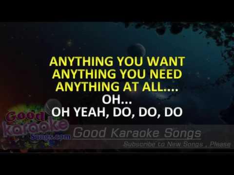 You Got It   Roy Orbison lyrics Karaoke  goodkaraokesongscom