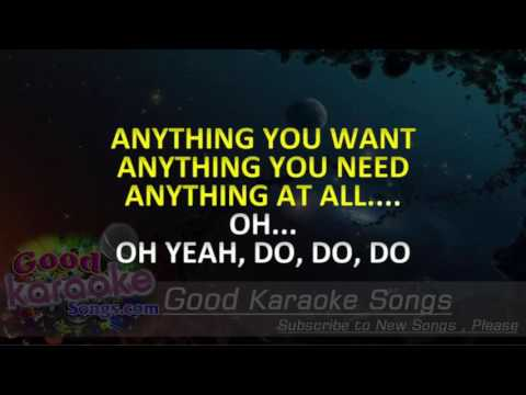 You Got It -  Roy Orbison (lyrics Karaoke) [ goodkaraokesongs.com ]
