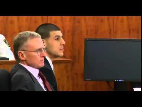Aaron Hernandez Trial - Day 1 - Part 1 (Opening Statements)