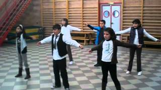 Bailes modernos CEIP Las Albinas