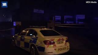 Emergency services attend scene of 'gas explosion' in Batley