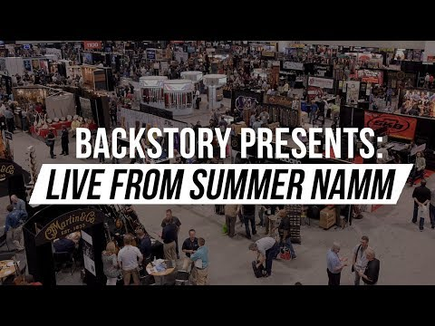 Backstory Presents: Live from NAMM with Martin Guitar