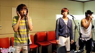 신동의 심심타파 - U-KISS - Quit Playing (live), 유키스 - 끼부리지마 (live) 20140614