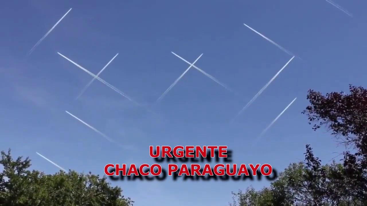 URGENTE: CHACO PARAGUAYO OVNIS - YouTube