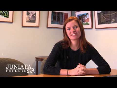 Get to know Molly Thompson | Admission Counselor | Juniata College